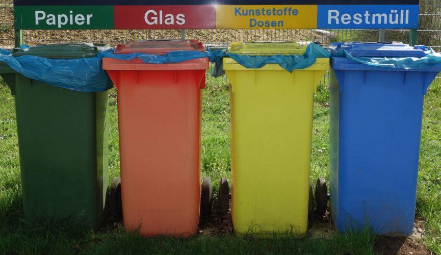 Recycling auf meine-beitraege.de